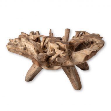 Τραπεζάκι ρίζα τικ ξύλου,τικ ρίζα ,μασίφ ξύλο τικ,ξύλινο τραπεζάκι