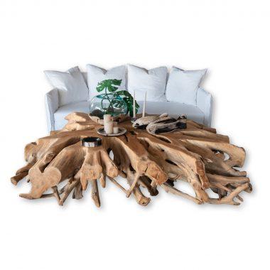 Κορμός δέντρου, τραπέζι από κορμό δέντρου τικ ξύλου,Τραπέζι από ξύλο τικ