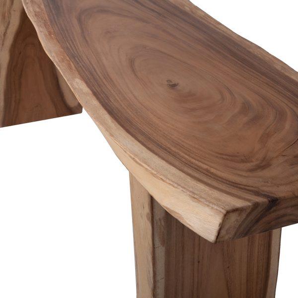 Κονσόλα, κονσόλα που μασίφ ξύλο,