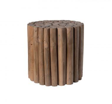 Τραπεζάκι, βοηθητικό τραπεζάκι, μασίφ ξύλο βοηθητικό τραπεζάκι, design τραπεζάκι, τραπεζάκι εξωτερικού χώρου, τραπεζάκι με ξύλα τικ μασίφ