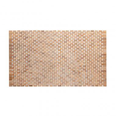 χαλί από ξύλο τικ